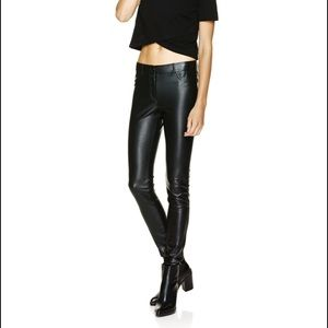 Wilfred Free Sauvage Faux Leather Pant